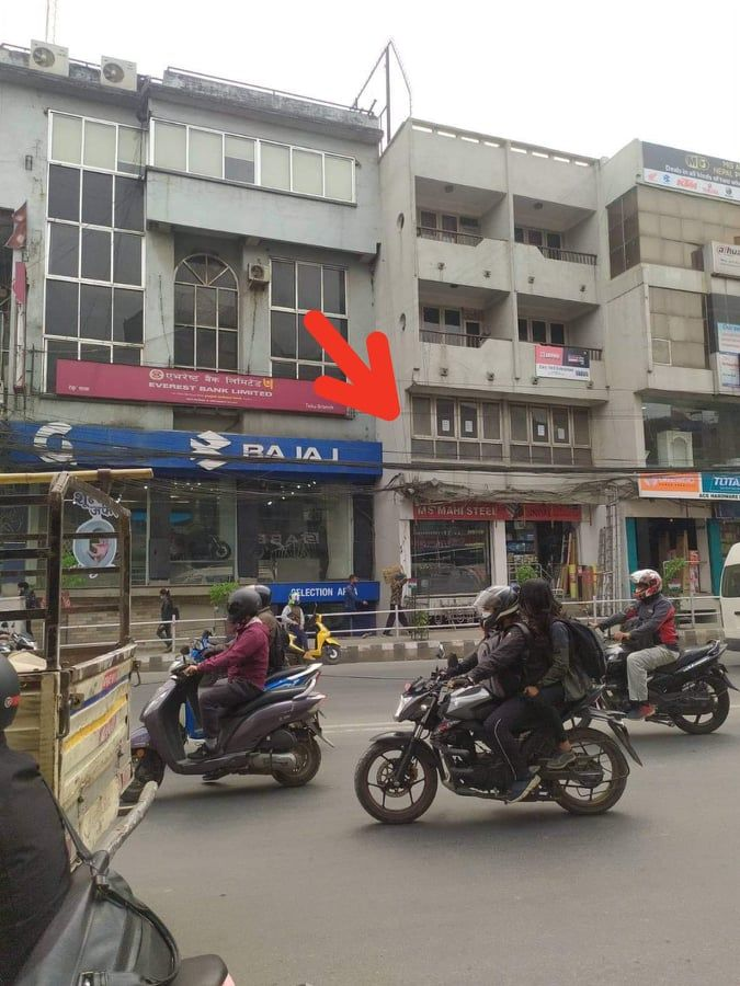 Office Space On Rent In Teku Main Road