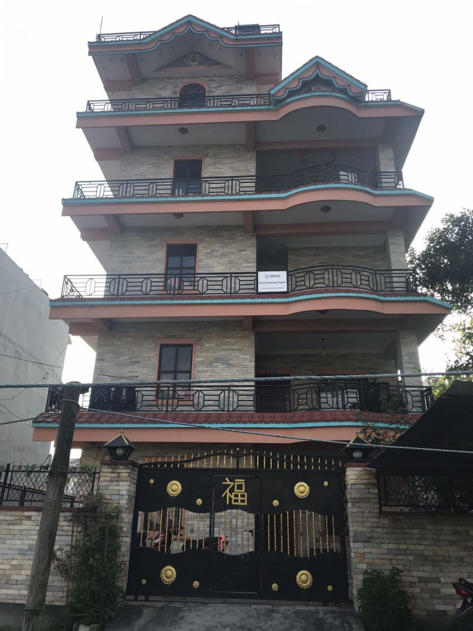 Apartment for rent in Damside Pokhara