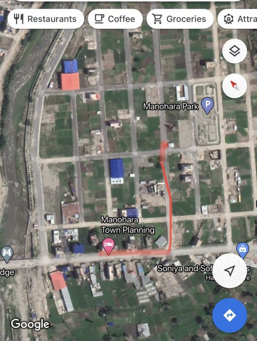 New Land for sale in Dibeshowri planning Bhaktapur