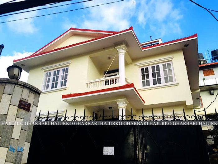 House on sale at Bansbari