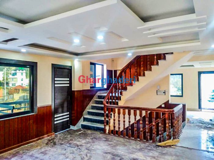 Brand new house for sale at Budhanilkantha
