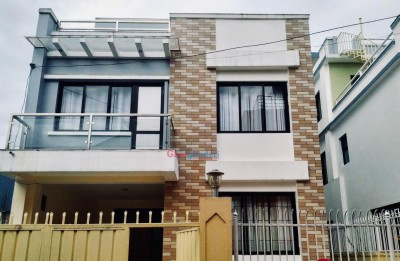 Modern house for sale in Hattigauda, Budhanilkantha