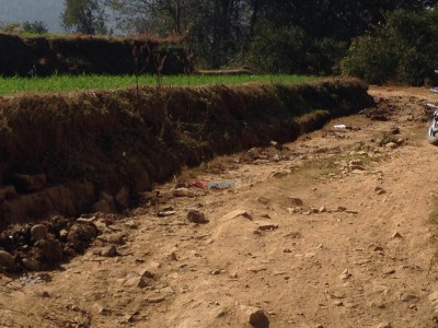 2 ropani 6 aana land for sale in Godawari lalitpur