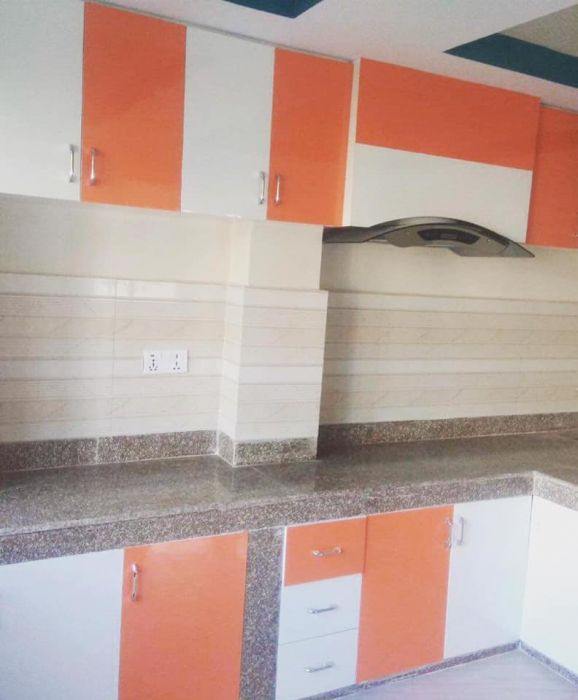 New house for sale at Bansbari